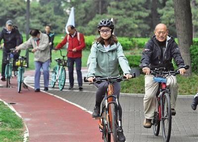 二环改造,北京市慢行出行比例提升至46.7%