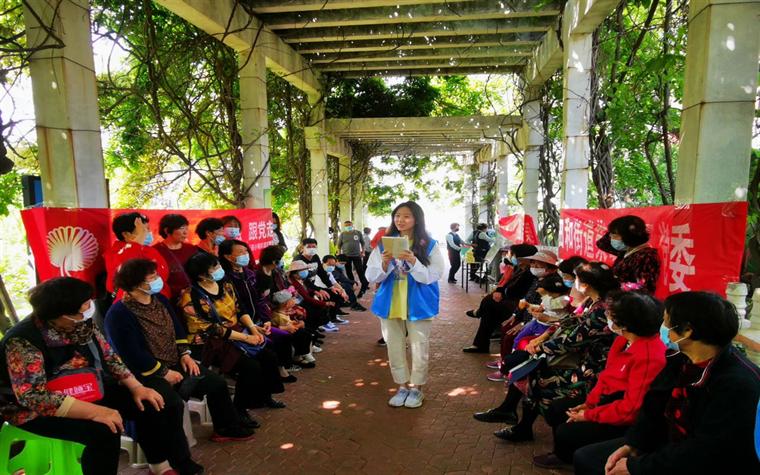 山东威海:扎实推进全国文明典范城市创建工作
